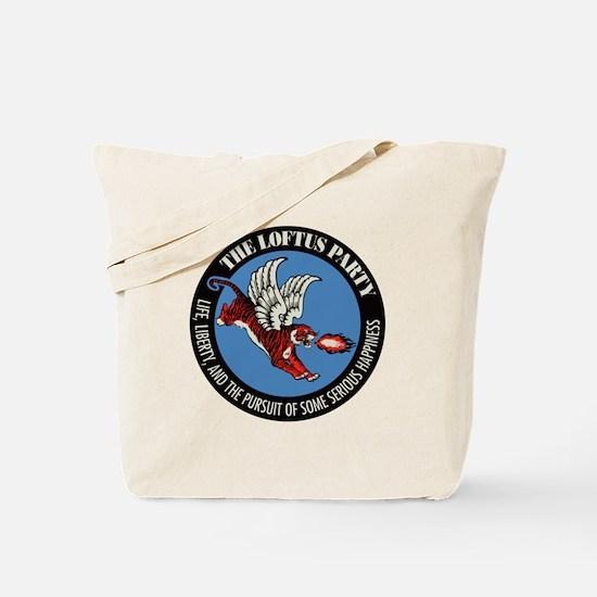 Liberty Flying Tiger Tote Bag