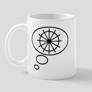 Thinking of Sail Mug