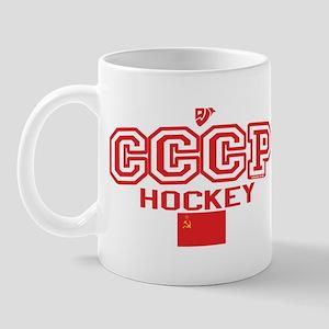 CCCP Soviet Hockey S Mug