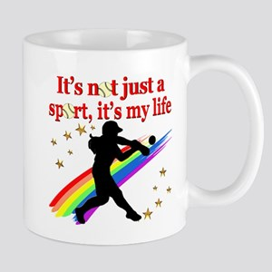 SOFTBALL STAR Mug
