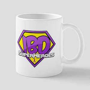 #IBDSuperHeroes Mug