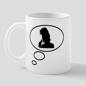 Thinking of Rock Mug