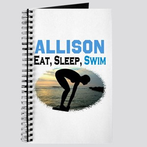 PERSONALIZE SWIMMER Journal