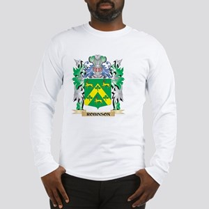 Robinson Coat of Arms - Family Long Sleeve T-Shirt