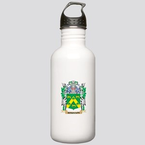 Robinson Coat of Arms Stainless Water Bottle 1.0L