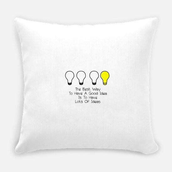 Cute Good idea Everyday Pillow