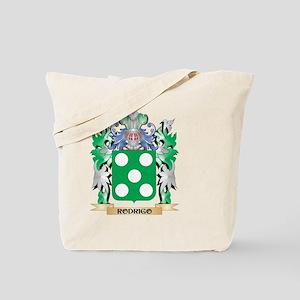 Rodrigo Coat of Arms - Family Crest Tote Bag