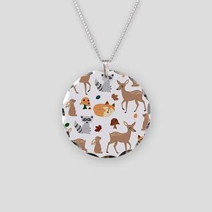 Woodland Creatures Necklace