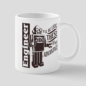 To my advantage Mug