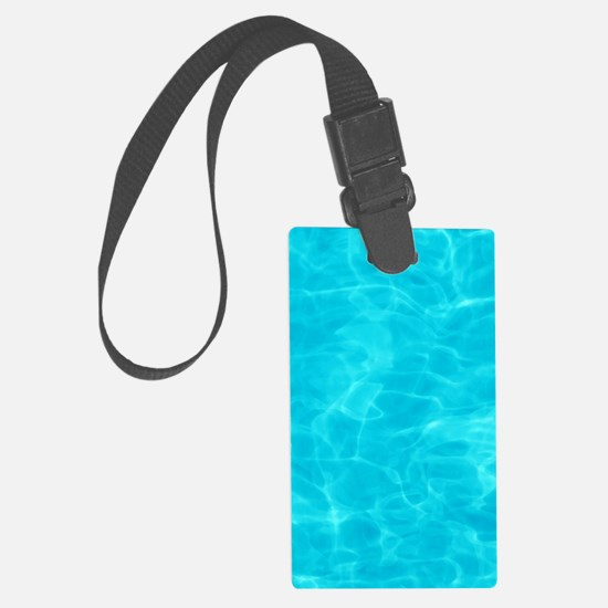 Unique Water sports Luggage Tag