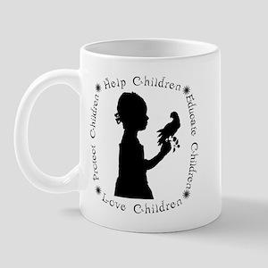 Protect Children Rights Mug