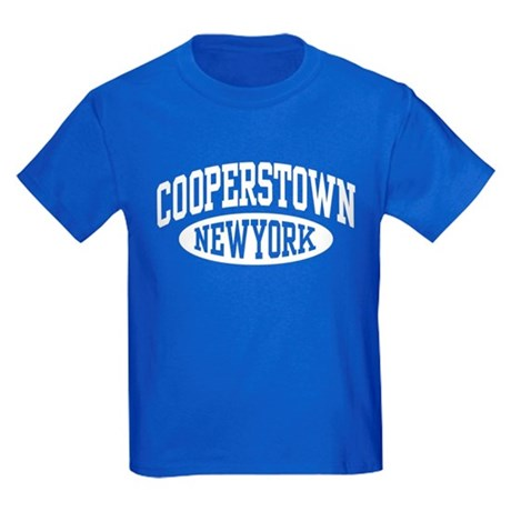 Cooperstown New York tshirt ngK0f