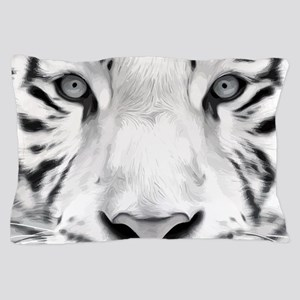 Realistic Tiger Painting Pillow Case