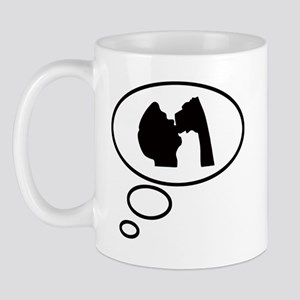Thinking of Party Mug