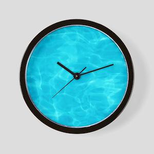 Cool Pool Wall Clock