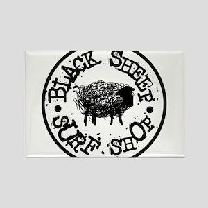 Black Sheep Surf Shop Magnets