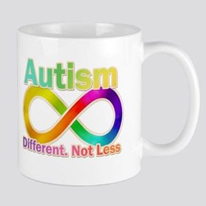 Autism. Different. Not Less Mugs