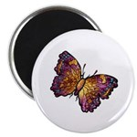 Nature Art Beautiful Butterfly Magnet
