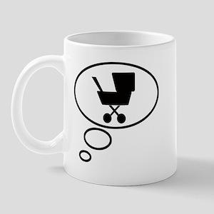 Thinking of Mother Mug