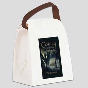 Crossing into the Mystic Canvas Lunch Bag