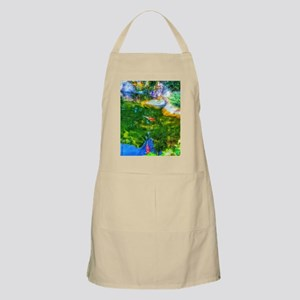 Glowing Reflecting Pond Apron