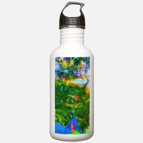 Glowing Reflecting Pond Water Bottle