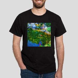 Glowing Reflecting Pond T-Shirt
