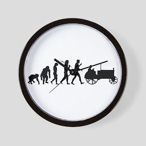 Farmers Evolution Wall Clock