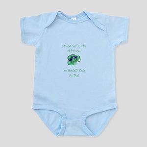 Froggy Infant Bodysuit
