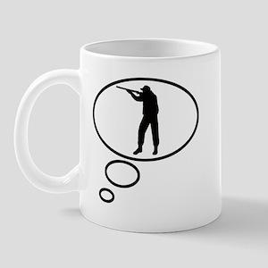 Thinking of Hunting Mug