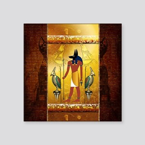 Anubis Sticker