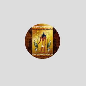Anubis Mini Button