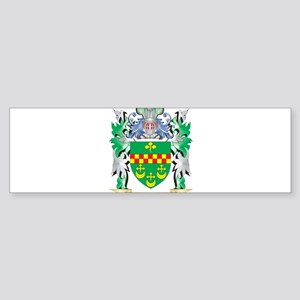 Rowan Coat of Arms - Family Crest Bumper Sticker