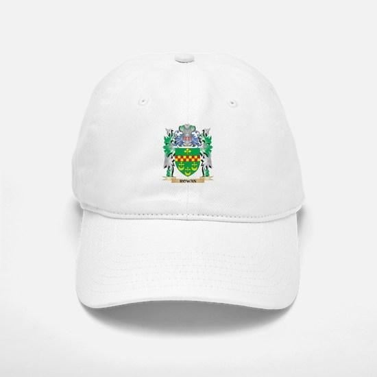 Rowan Coat of Arms - Family Crest Baseball Baseball Cap