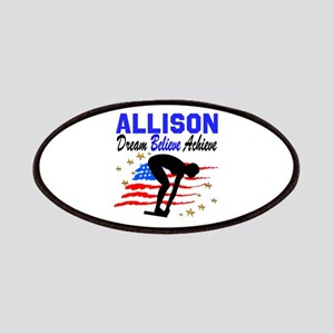 PERSONALIZE SWIMMER Patch