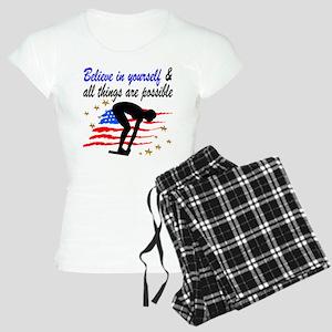 BEST SWIMMER Women's Light Pajamas