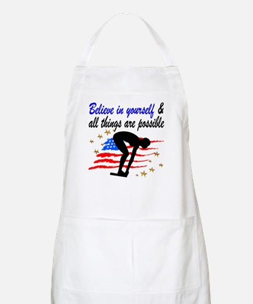 BEST SWIMMER Apron
