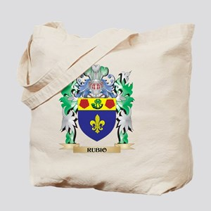 Rubio Coat of Arms - Family Crest Tote Bag