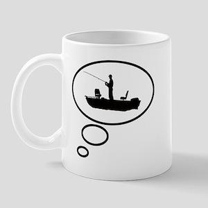 Thinking of Fish Mug