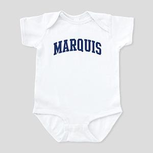 MARQUIS design (blue) Infant Bodysuit