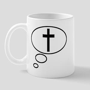 Thinking of Christianity Mug