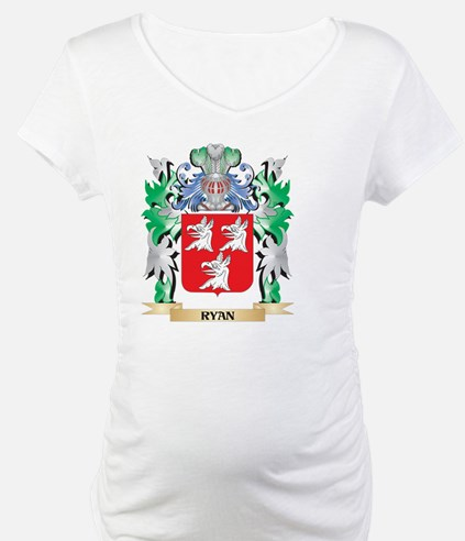 Ryan Coat of Arms - Family Crest Shirt