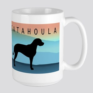 Catahoula Blue Mt. Mugs