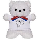 Thinking of Ballerina Teddy Bear