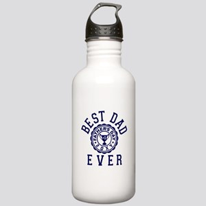 Best Dad Ever Water Bottle