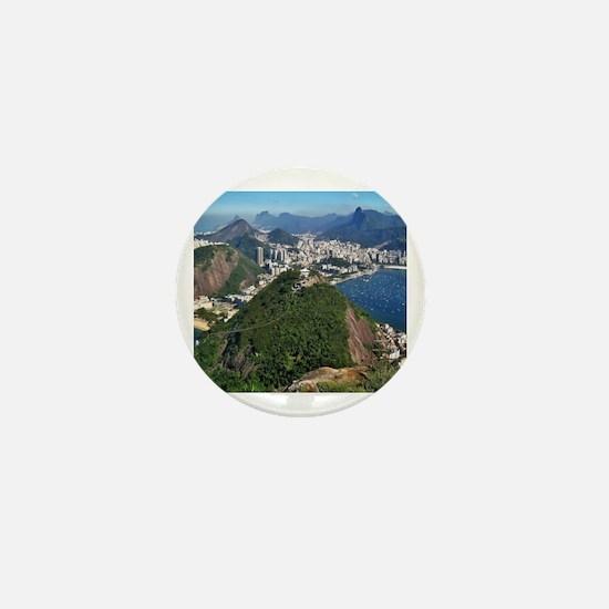 Cool Rio Mini Button