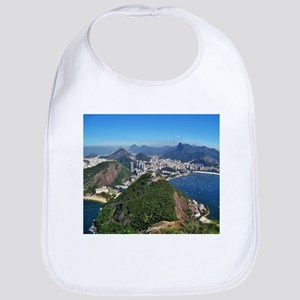 Beautiful Rio de Janeiro mountains Bib