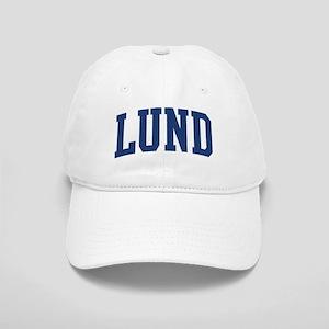 LUND design (blue) Cap