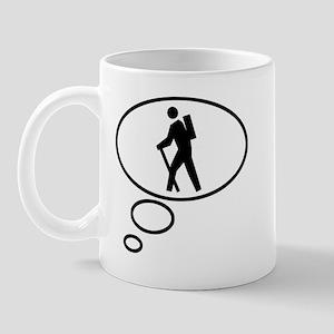 Thinking of Hiking Mug