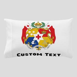 Tonga Coat Of Arms Pillow Case
